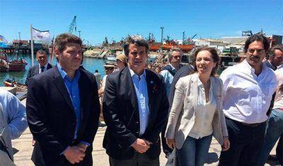 """Castello: """"La inversión en el puerto reducirá el desempleo"""""""