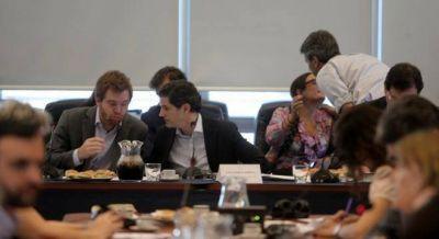 Massa y Bossio se unieron para presionar al Gobierno por Ganancias