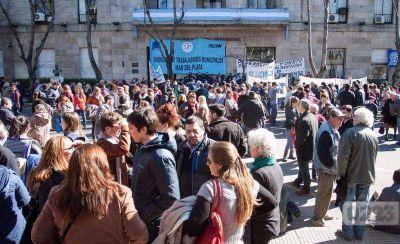 Paritarias: municipales convocarían a un paro para el próximo miércoles