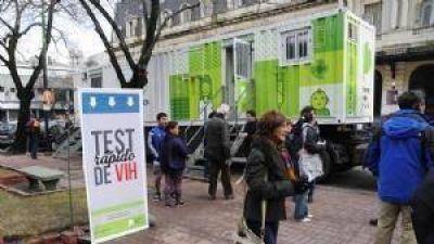En Chivilcoy se abrirá uno de los nuevos 17 centros de testeo rápido del VIH (Sida)