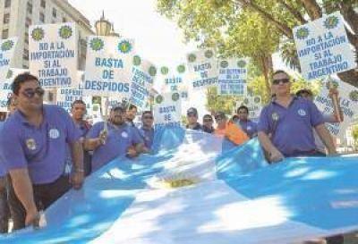 La UOM advirtió que saldrá a las calles a dar pelea por sus puestos de trabajo