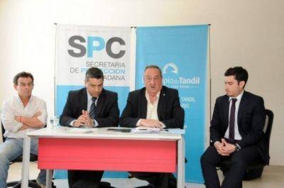 El Municipio y distintas instituciones acordaron desarrollar tareas conjuntas de prevención social y comunitaria
