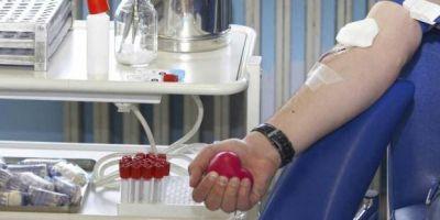 Este año disminuyó la cantidad de donantes voluntarios de sangre y Ortiz convoca a la población a hacerlo