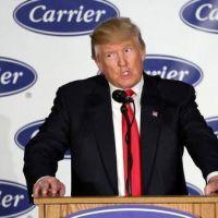 Trump visitó la fábrica de aire acondicionado que decidió no cerrar
