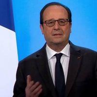 Hollande no buscará la reelección en 2017