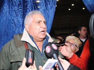 """Vidal tiene """"seis meses"""" para revertir la crisis: """"Si no, hay plan de lucha"""", dijo el """"Pata"""" Medina"""