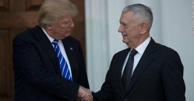 Un militar de mano dura, el elegido por Trump como secretario de Defensa