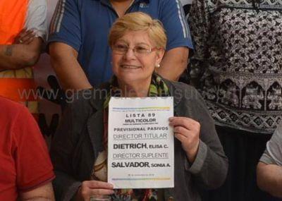 """""""Ha ganado un equipo de trabajo, no personas aisladas"""", Elisa Dietrich"""