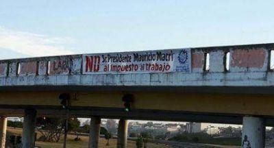 Luz y Fuerza Mar del Plata contra la reforma laboral