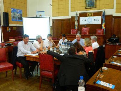 Se realizó la Audiencia Pública buscando avanzar con  el proyecto del Sistema Acueducto Oeste
