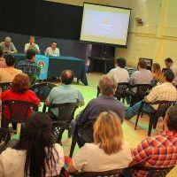 Presentaron el Plan Municipal de Agua Potable que beneficia a casi 50 mil vecinos