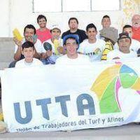 La UTTA concluyó curso Para Peón de Turf