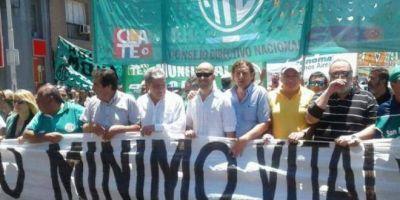 Sin apoyo formal de FESiMuBo, ATE realizó un paro de municipales en todo el país