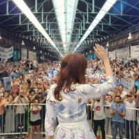 Cristina Elisabet Kirchner pidió armar