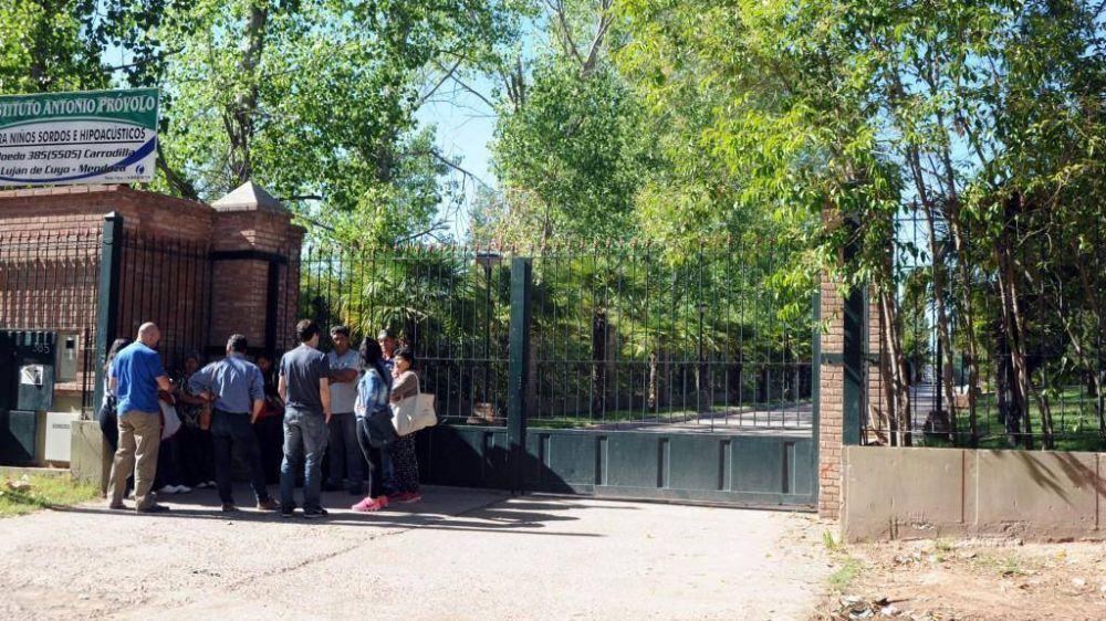 Mendoza: allanaron el Instituto Próvolo y encontraron