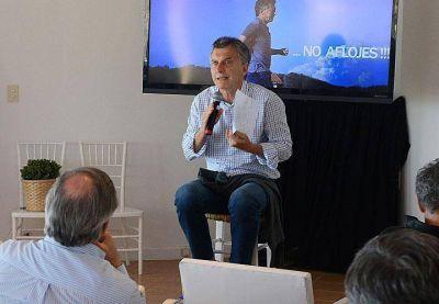 El Presidente rechazó incorporar peronistas a la coalición de gobierno