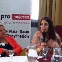 Ranellucci participó del encuentro de Mujeres Pro de la Quinta Sección