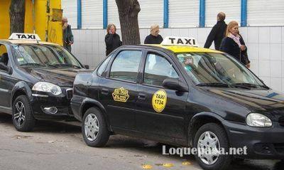 Taxis: El estudio de costos dio una cifra menor a lo solicitado por los taxistas