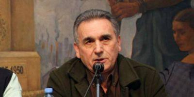 """Juan Carlos Schmid: """"El destino de los trabajadores no está sujeto a un paro"""""""