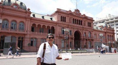 Invitaron al presidente Macri a inauguración en Casa Garrahan Chaco