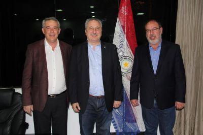 Passalacqua afianza lazos estratégicos con gobernadores de la región
