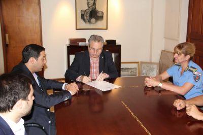 Passalacqua designó a la Alcaide general Nilda Correa al frente del Servicio Penitenciario Provincial