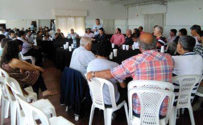 Pedirán la intervención del Partido Justicialista de General Alvarado