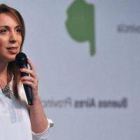 Vidal encabezará un congreso del PRO en Pinamar