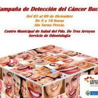 El Hospital inicia campaña de detección de cáncer bucal