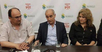 """Daniel Salvador: """"Saladillo es una de las comunas ejemplares para nosotros"""""""