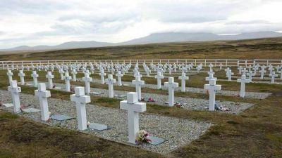 Reunión en Ginebra para identificar a los soldados caídos en Malvinas