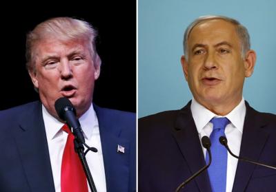 """Netanyahu trabajará con Trump contra el """"mal acuerdo"""" con Irán"""