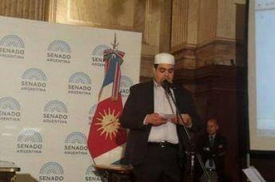 El CIRA participó de un acto interreligioso en el senado de la Nación