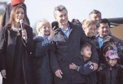 Macri se pega a Vidal en la provincia con la mira en las legislativas