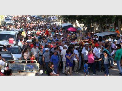 Inauguración y misa extra en Santa Bárbara de Mogna