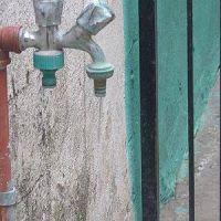 Los cortes de agua para esta semana