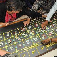 El casino de paro: no abrirá sus puertas lunes y martes