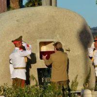 Tras nueve días de duelo, Fidel Castro fue enterrado en Santiago de Cuba