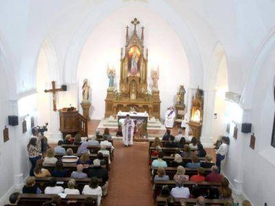 Iglesia renovada