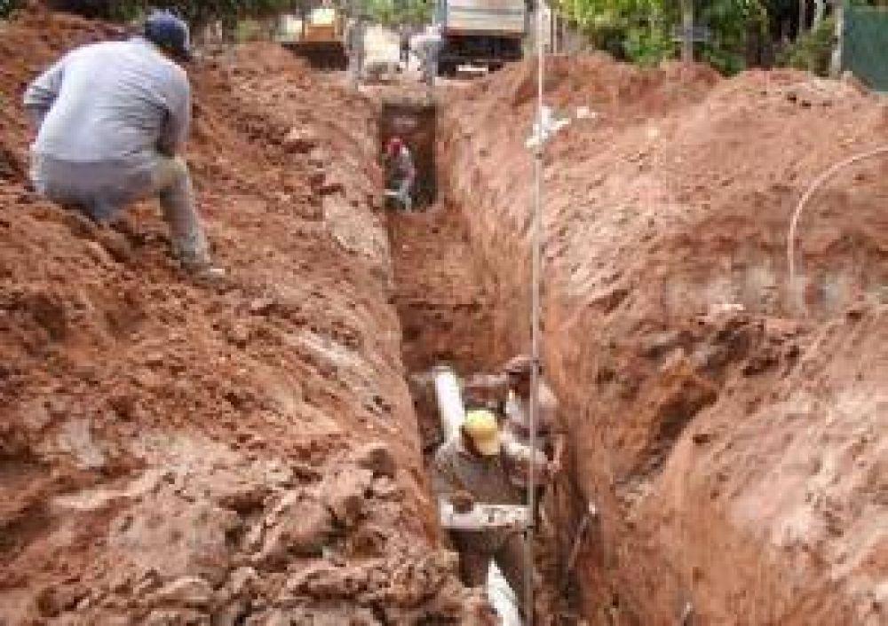 Cloacas: 2000 familias de Rodeo y Colola serán beneficiadas con el servicio