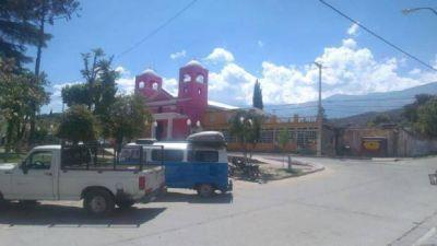 Vecinos de Pomán reclaman agua potable