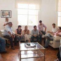 La Federación de Sindicatos Municipales Bonaerenses hizo su presentación oficial en Trenque Lauquen