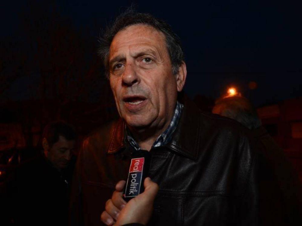 """Bonicatto, sobre la idea de Bossio de mover la capital a MDQ: """"Es un oportunismo político"""""""