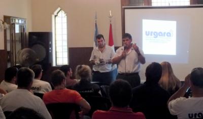 URGARA reclamó mayores medidas de seguridad para trabajadores
