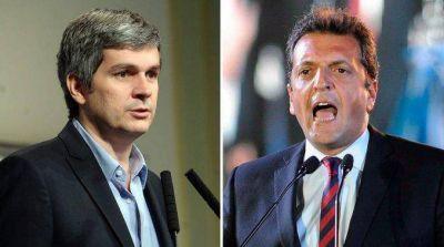 Marcos Peña no descarta un acuerdo con Massa por Ganancias