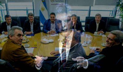 """El gobierno le teme al """"feeling"""" de la CGT con Massa"""