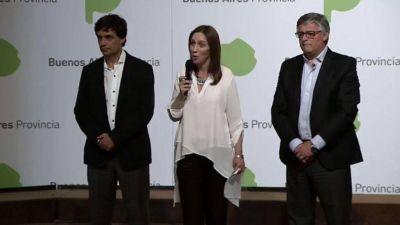 María Eugenia Vidal anunció un aumento del 18% para los trabajadores estatales