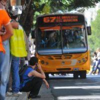 Transporte urbano: todo listo para que se apruebe el aumento del boleto