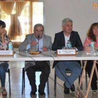 Zara participó de la sesión especial del HCD en Juan A. Pradere