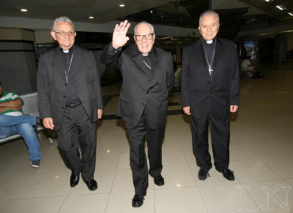 Desapercibido gesto de Francisco con Paraguay